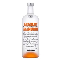 Absolut Mandarin Vodka (1l)